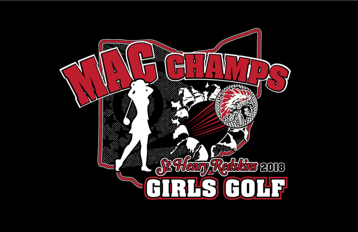 St. Henry Girls Golf - MAC Champs