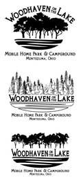 Woodhaven on the Lake - Logo