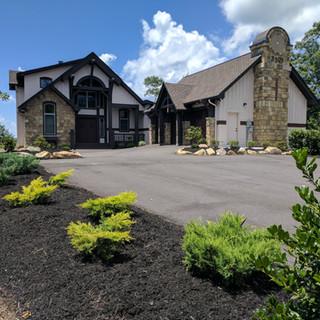 Bluff Mountain Home