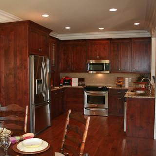 Lockwood Place Kitchen