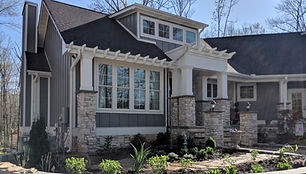 Custom Designed Home Seymour Tennessee