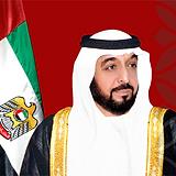 H.H Sheikh Khalifa bin Zayed Al Nahyan.p