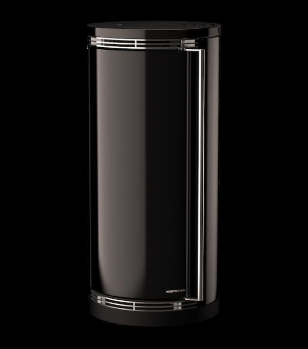Poêle à granulés MORETTI CANALIZZATE TURBO ERGONOMIC GLASS