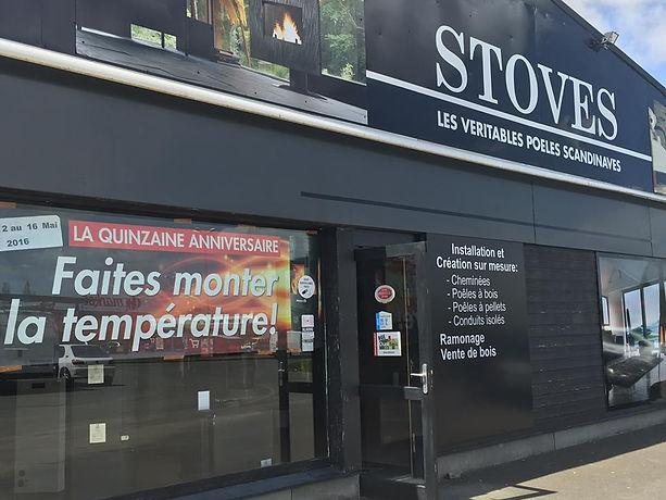 STOVES Bréal-sous-Montfort