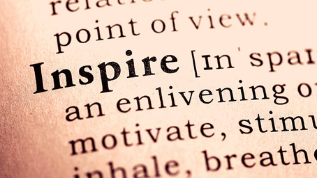 Inspired is a dirty word
