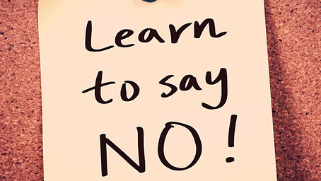 """Saying """"no"""" is critical to business success"""