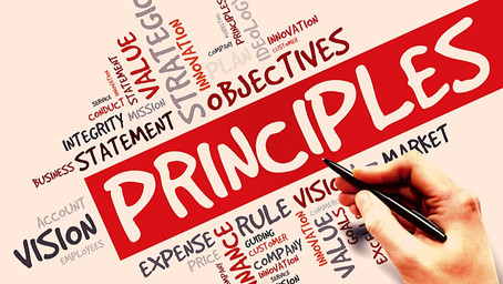 Universal Principles Unfolded