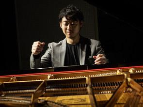 Pianist Shinnosuke Inugai