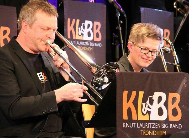 Storband trombonister KLBB