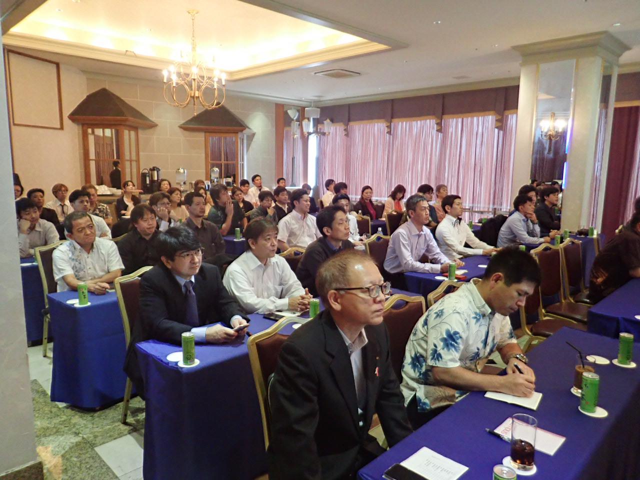 2018年度事業報告会