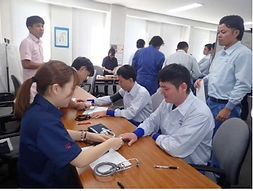 第3回名桜大学サポートによる社内健康チェック20191017.jpg