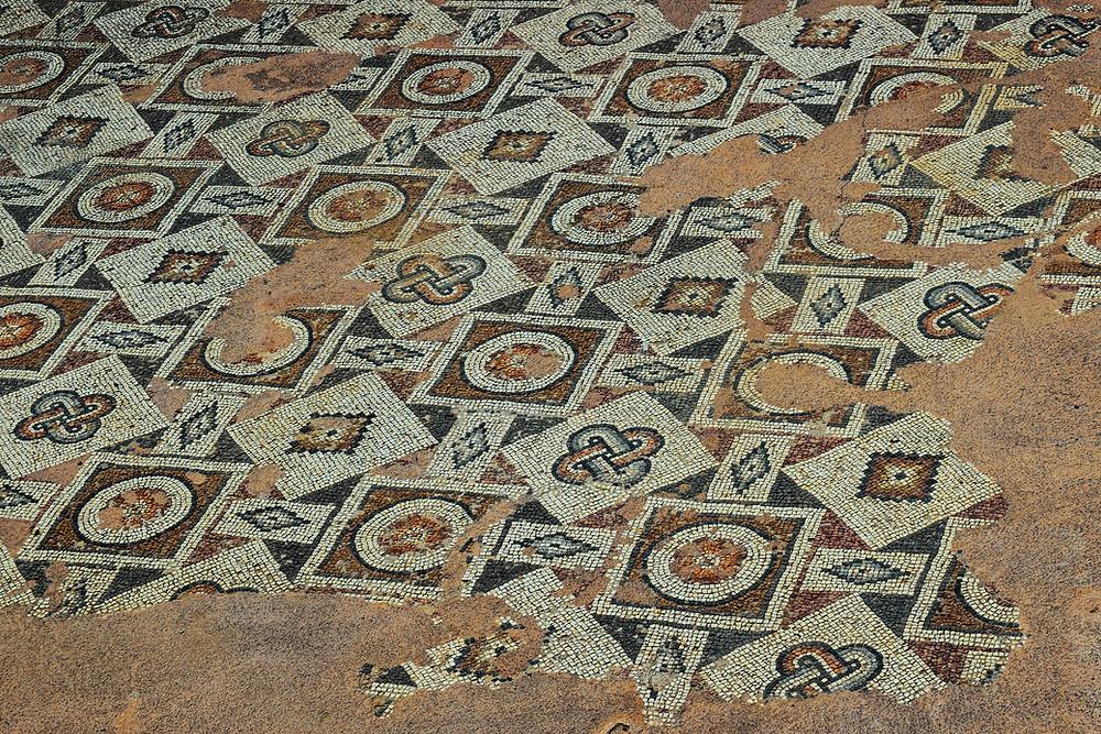 Old Tile Flooring