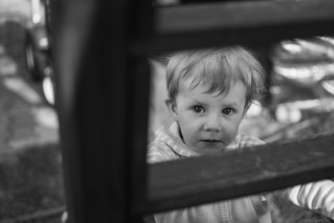 Fotografie roztomilé holčičky