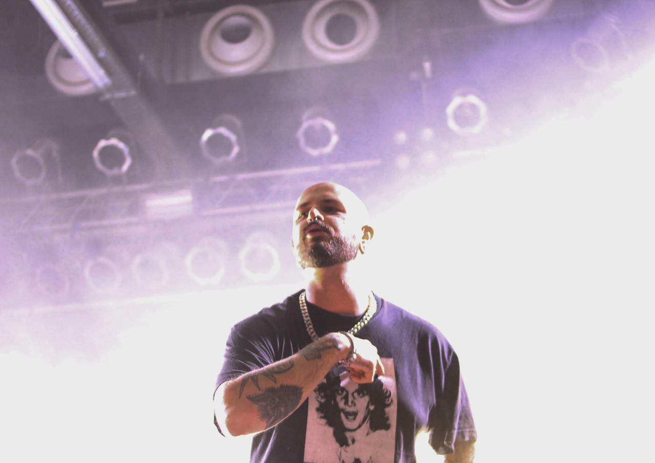 fotka z koncertu