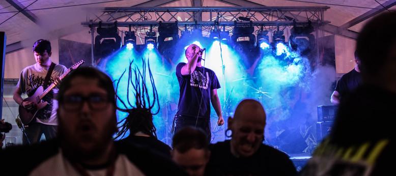 Reportážní fotografie z festivalu