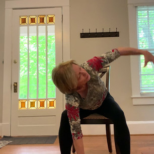 Chair Yoga 2