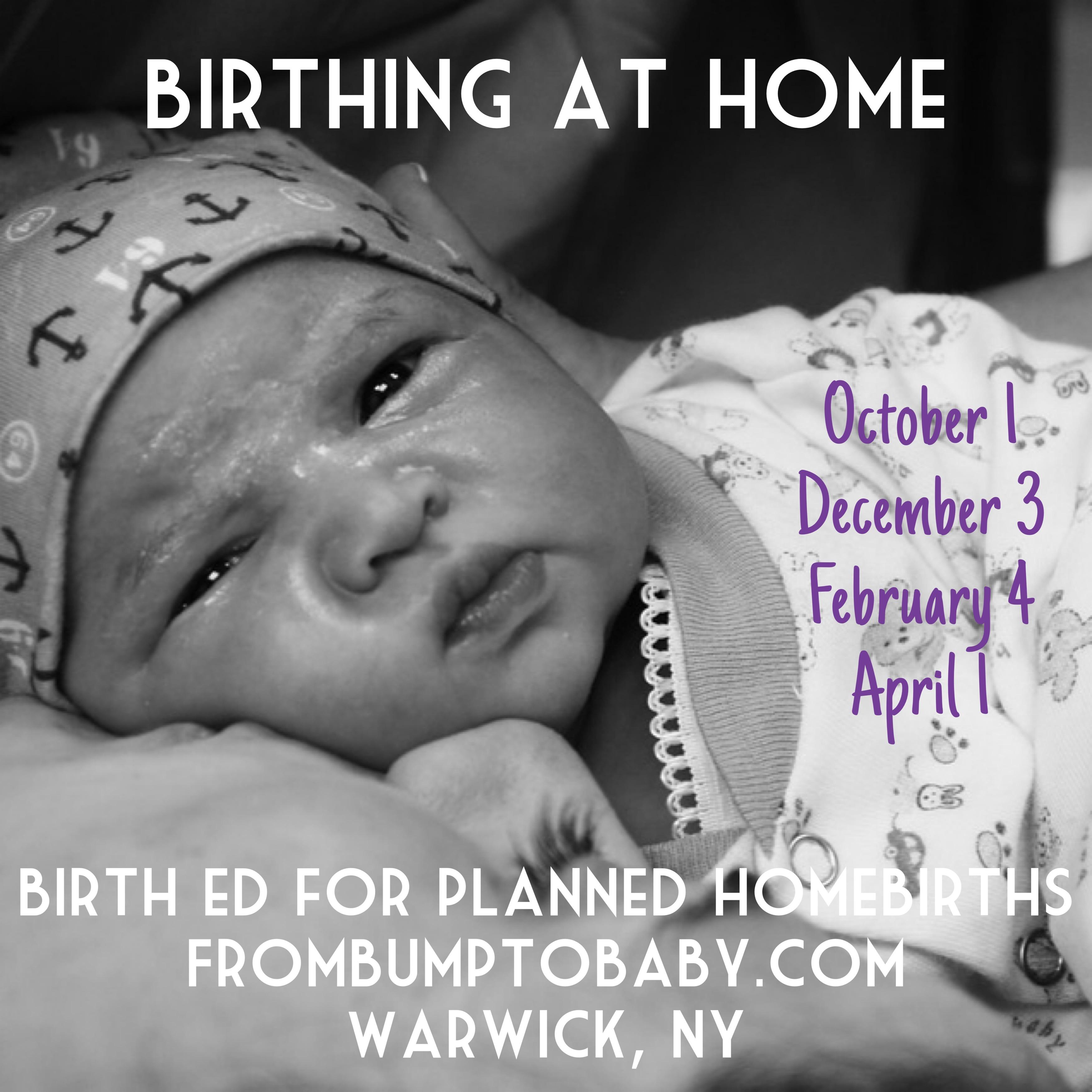 home birth warwick ny