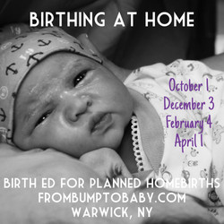 home birth warwick ny