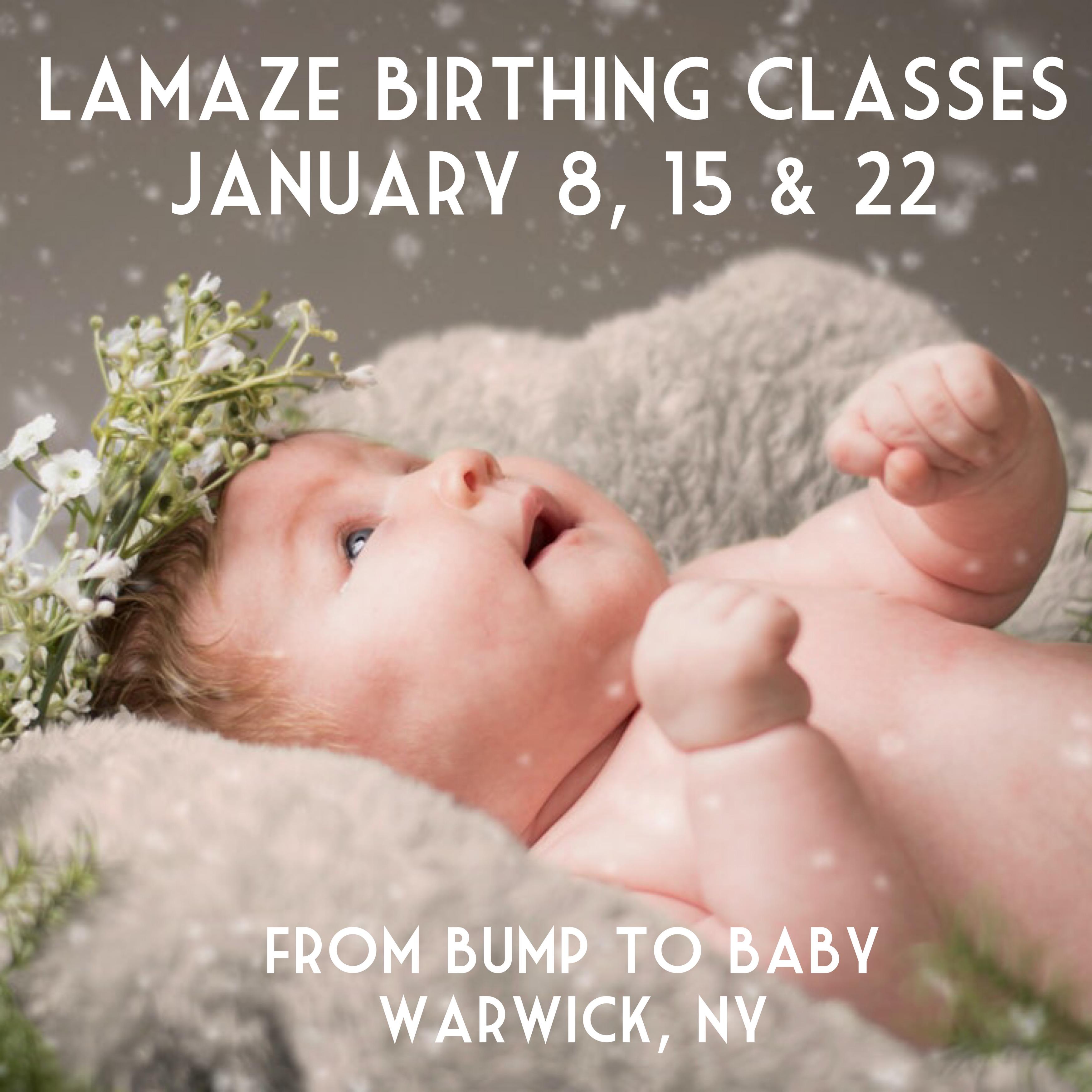 january 2019 childbirth class lamaze