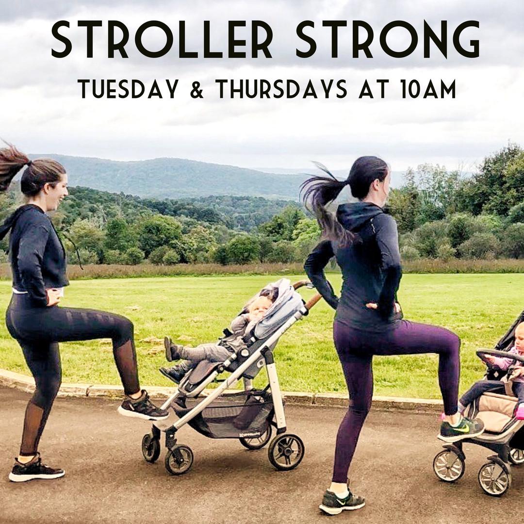 stroller strong