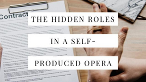 The Hidden Roles in a Self-Produced Opera