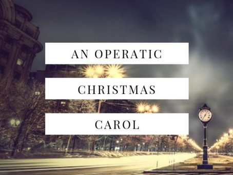 An Operatic Christmas Carol
