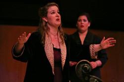 Donna Elvira in Don Giovanni