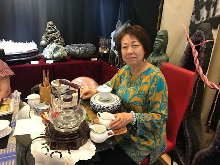台湾の新茶を味わいませんか?お茶会参加の方お待ちしてます