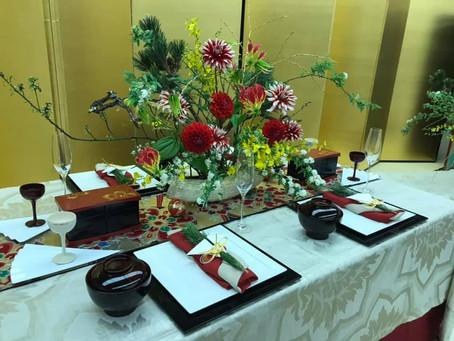 広島商工会議所 女性経営塾の新年会がありました