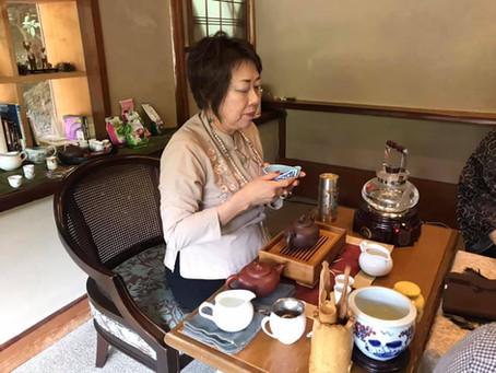 宮島大茶会盛況でした!!