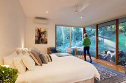 billabong bedroom with person