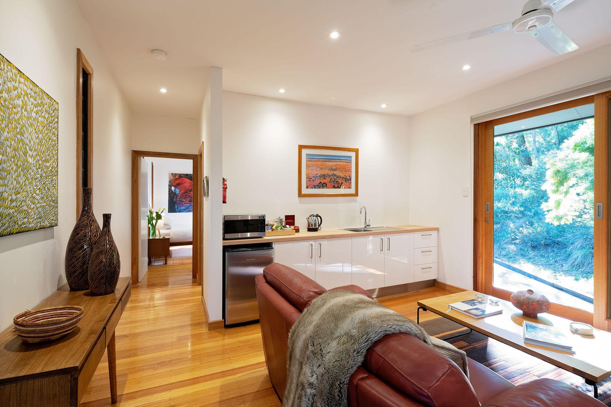 dunes lounge to bedroom