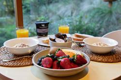 breakfast provisions