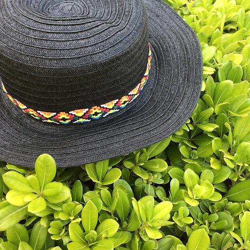 Καπέλο Boho Black