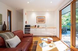 dunes kitchen lounge area
