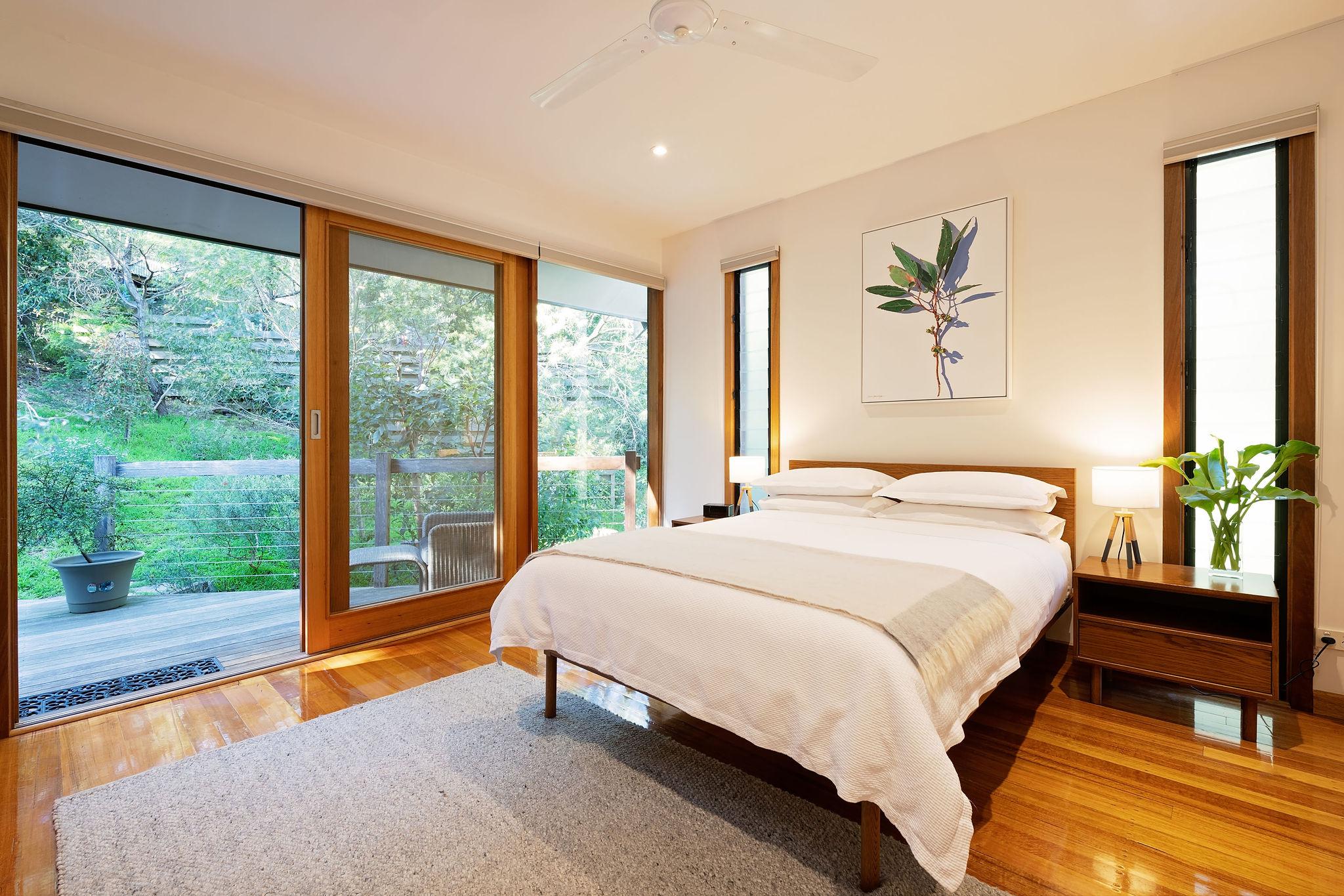 Gums bedroom