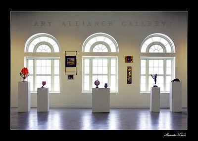 Art Alliance Gallery at the Riverside Art Museum