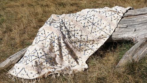 Marokkanische Decken the roomery marokkanische hochzeitsdecke alias handira bringt eure