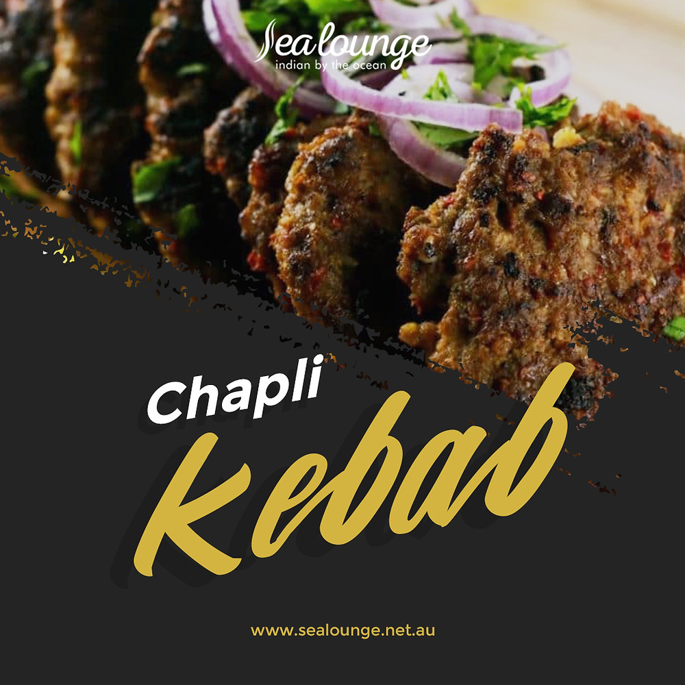 The best Chapli Kebab in Glenelg, only at Sea Lounge Restaurant. Book your table now!