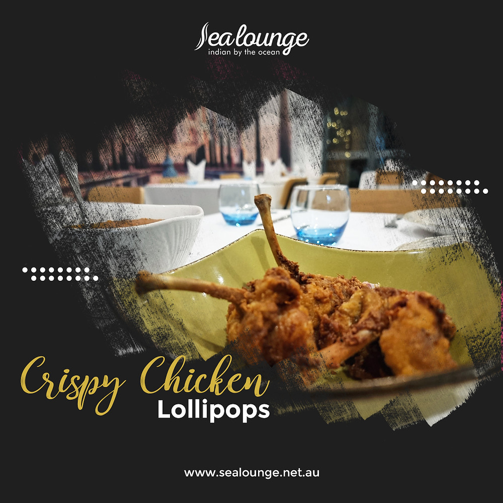 Indulge yourself with this famous Indian appetiser! Book your table now or contact 𝐒𝐞𝐚 𝐋𝐨𝐮𝐧𝐠𝐞 for more information!