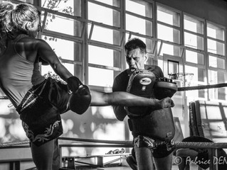 Boxe Thaï - Brest
