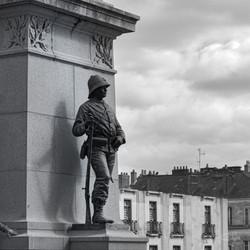 Soldat de pierre