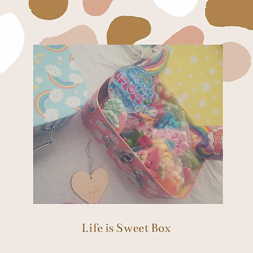 'Life is Sweet' Box