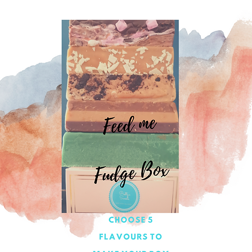 Feed Me Fudge Box