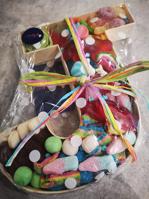 Letter Box Sweets