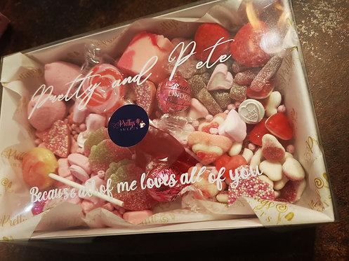 Pretty Perfect Box - Valentines Edition - NON PERSONALISED