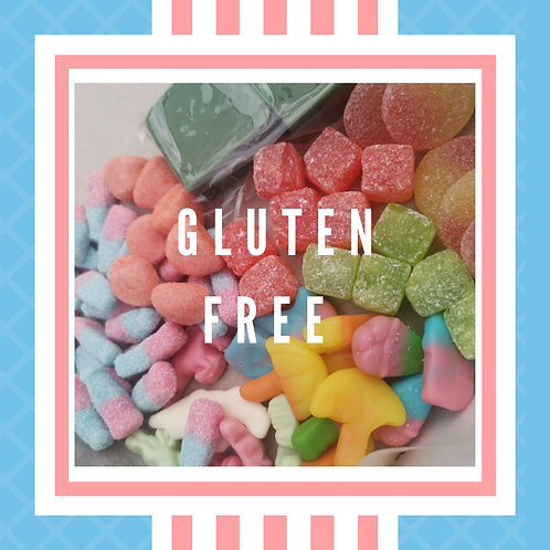 Gluten Free Candy Shop LARGE
