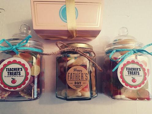 Bespoke Sweet Jars