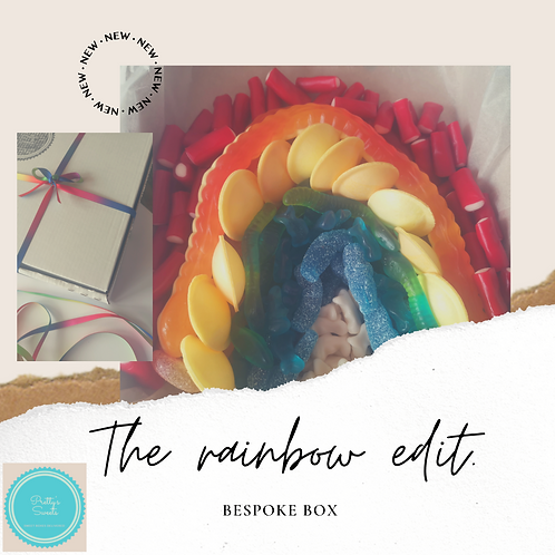 The Rainbow Edit