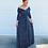 Thumbnail: Black-a-Dot Maxi Dress
